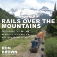 'Rails Over the Mountains' book cover
